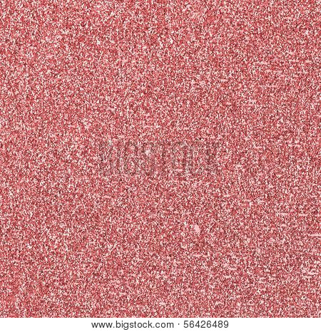 Deep Red Glitter Background