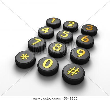 Telecommunications Concept