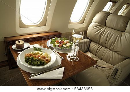 service on board