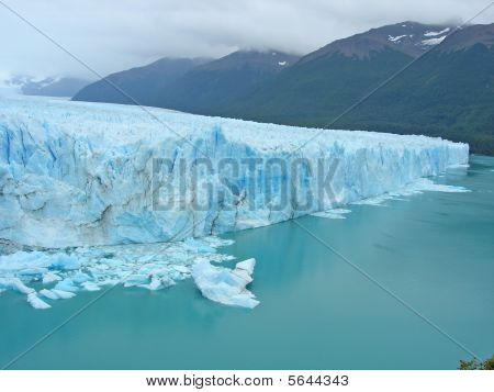 Moreno Icefield