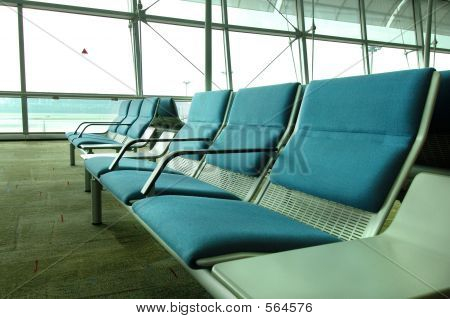 Waiting For Plane