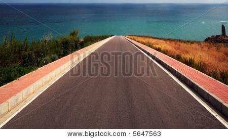 Direct Road To The Sea