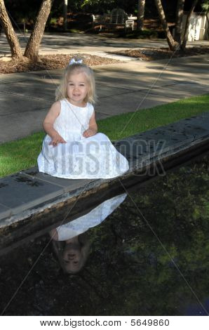 Baby Reflection