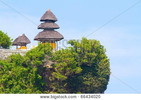 Uluwatu Temple, Bali, Indonesia.