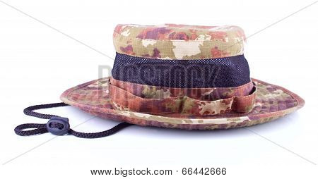 Male's Hat For Outdoor Leasure