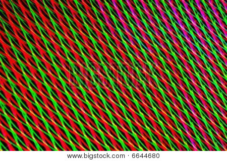 video beam pattern