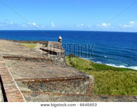 St. Cristobal Fort, Puerto Rico (Fuerte San Cristobal)