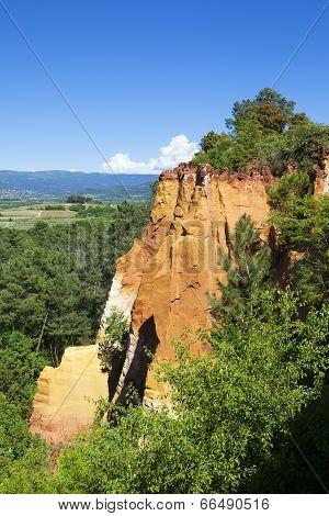 Famous Red Cliffs