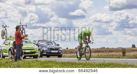 Green Jersey- Peter Sagan