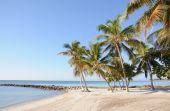 Key West Beach In Florida