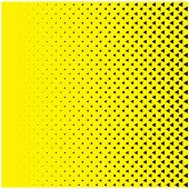 Abstract  Halftone  Background ,triangle pattern background.  Vector  illustration poster