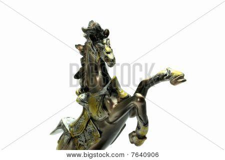 Statuette Horse
