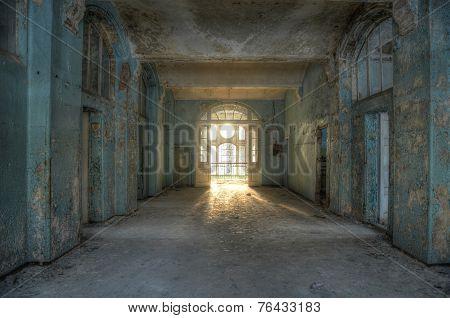 Abandoned Gear In Beelitz