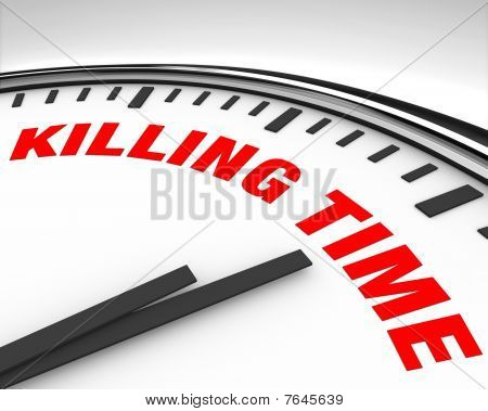 Killing Time - Clock