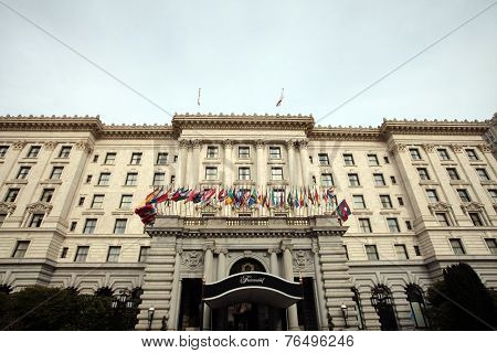 Fairmont Hotel, Nob Hill, San Francisco