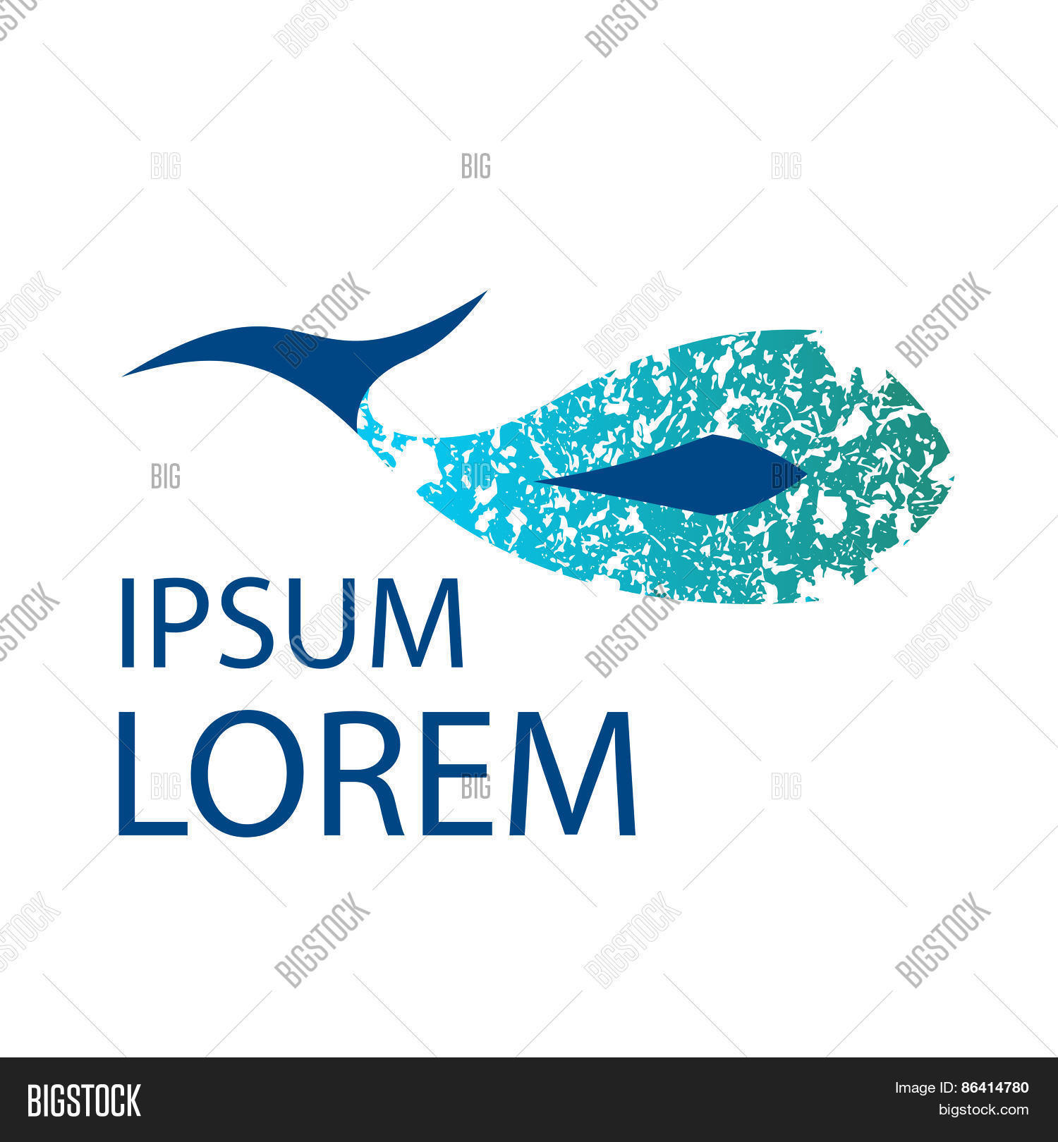 Dolphin Texturized Vector & Photo (Free Trial) | Bigstock