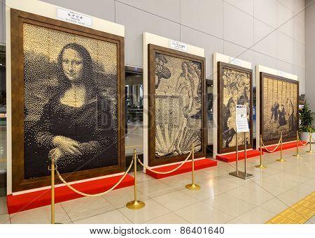 Replica Paintings in Osaka