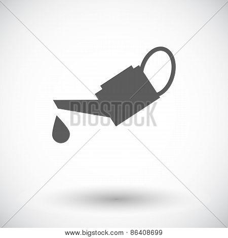 Oiler single icon.