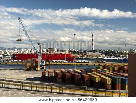 Cargo Loading Port