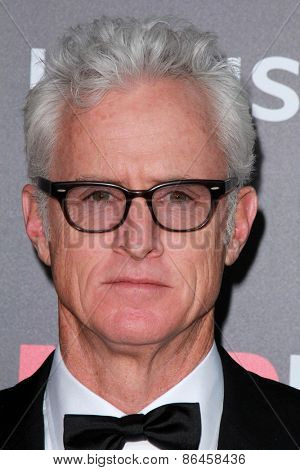 LOS ANGELES - MAR 25:  John Slattery at the Mad Men Black & Red Gala at the Dorthy Chandler Pavillion on March 25, 2015 in Los Angeles, CA