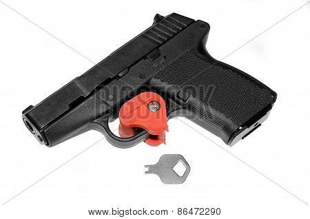 Locked Pistol