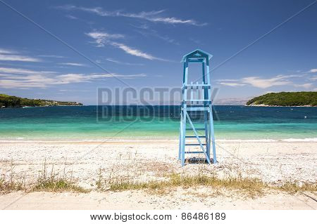 Lifeguard Lookout Tower