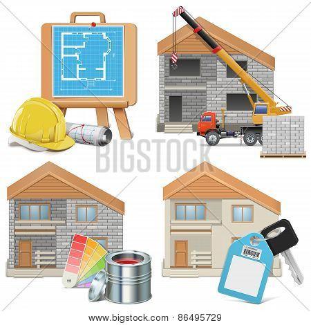 Vector Homebuilding Concept
