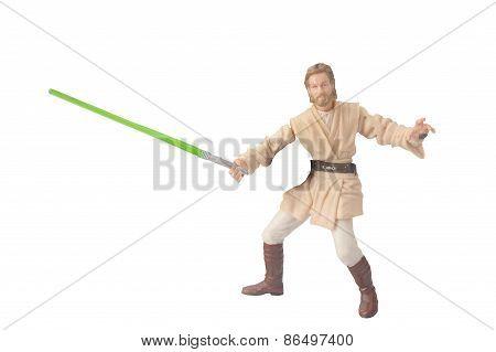 Obi Wan Kenobi Figurine
