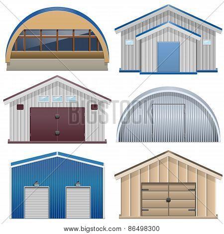 Vector Barns