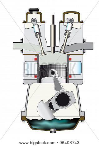 Diesel Induction Stroke