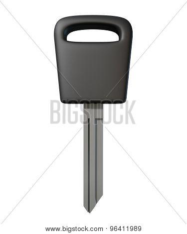 Uncut Car Key