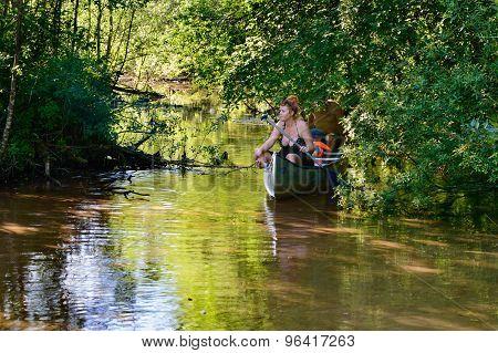 Adventure On River