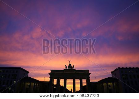 Brandeburger Tor, Berlin