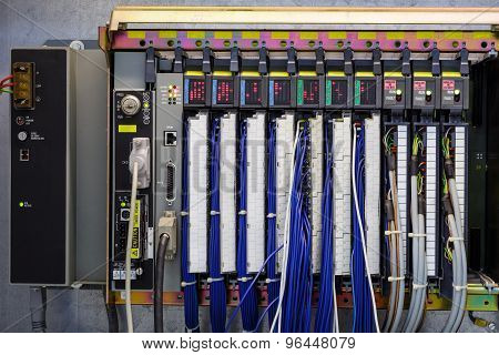 Programmable Logic Controller In Industry