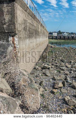 Seawall Erosion 3