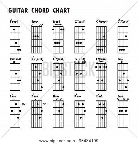Set Music Notes Abstract Musical Vector Photo Bigstock