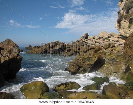 Corona Del Mar tidepools