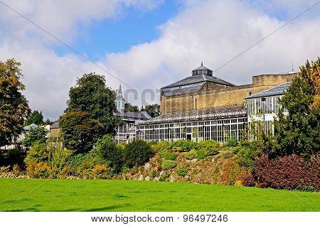 Buxton Pavilion Buildings.