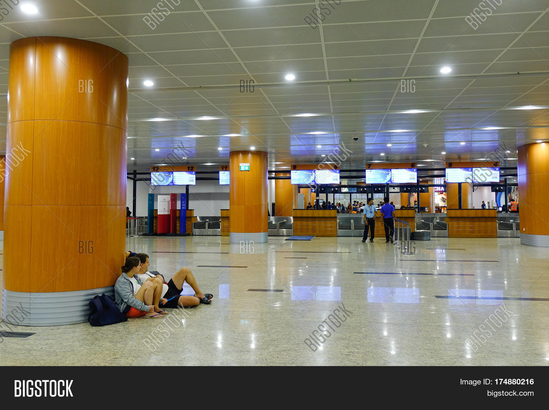 Interior Yangon Image Photo Free Trial Bigstock