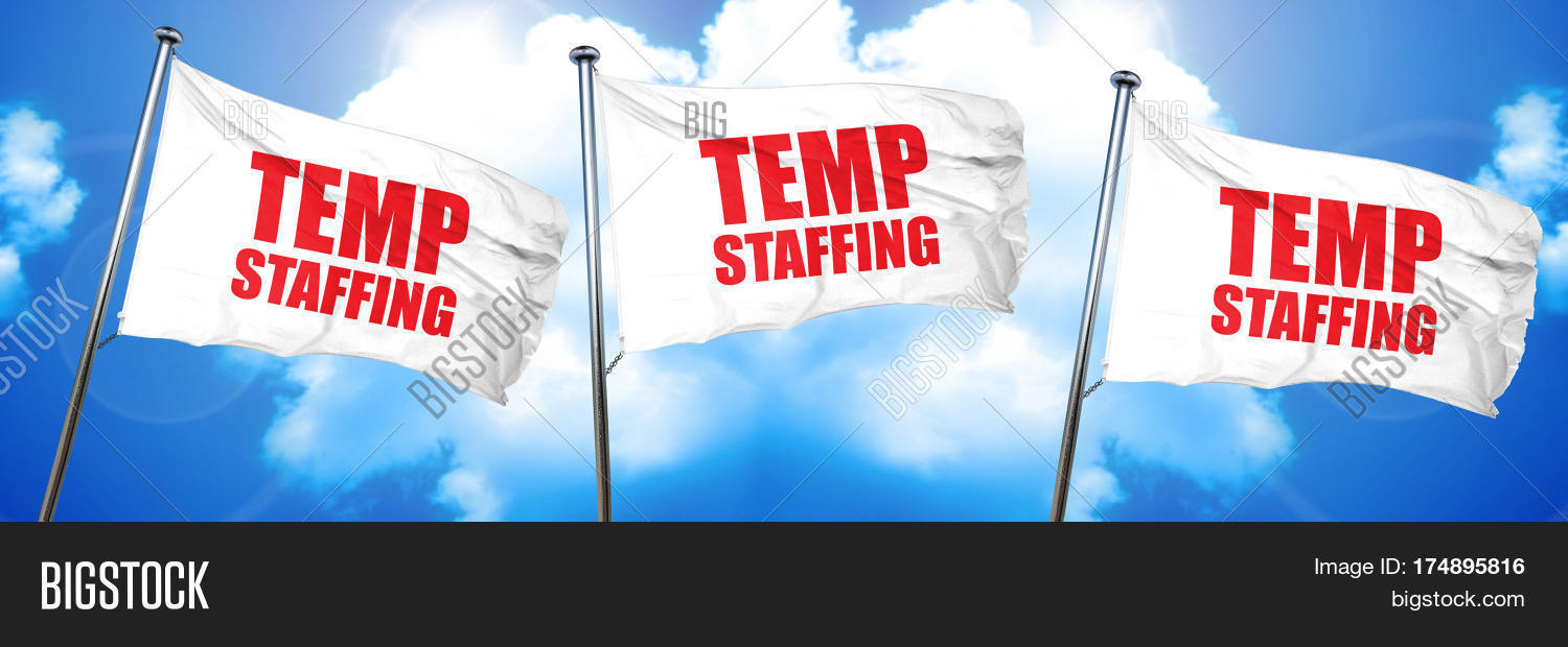 Temp Staffing Banners Service Centre Banners