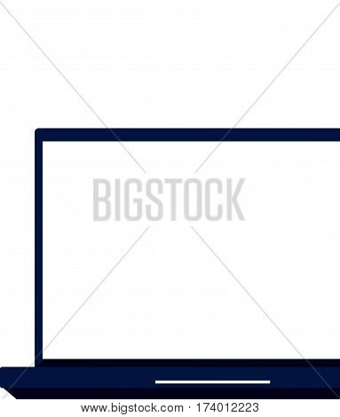 Tablet Vector Icon With A List And Mark.