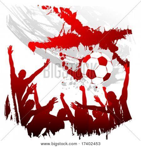 vector worldcup  england