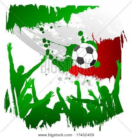 vector worldcup  italy