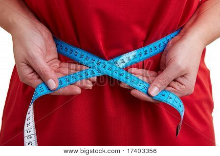Tape Measure Around Belly