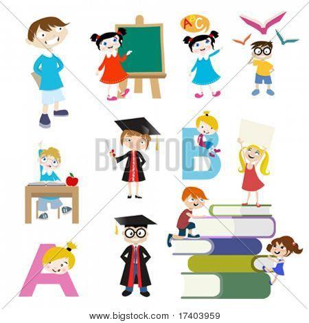 education character set