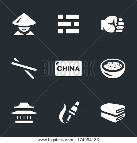 Monk, wall, fist, chopsticks, rice, temple, soldering iron, cloth.
