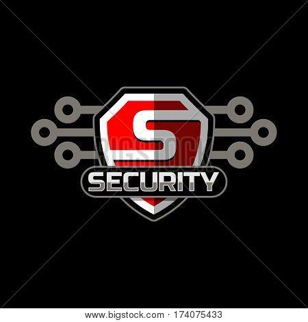 security logo badge vector icon badge emblem