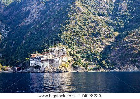 Gregoriou monastery Mount Athos Gregoriou monastery Mount Athos