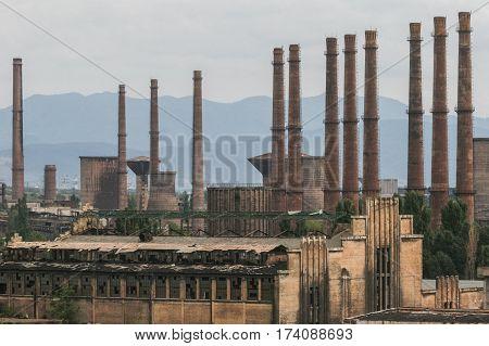 Hunedoara Steel Factory
