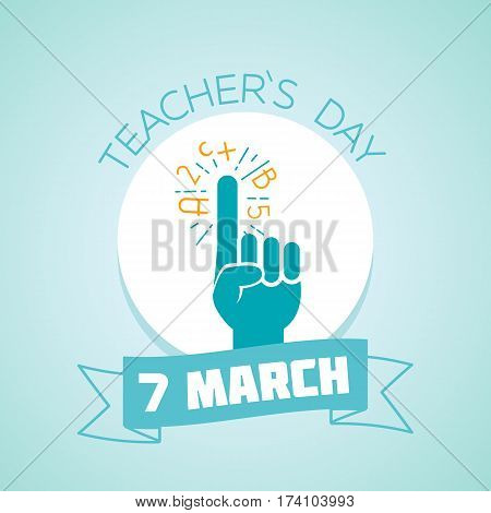7 March Teacher Day